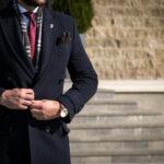 ビジネススーツに合うコートは?スーツをオシャレに着こなそう!