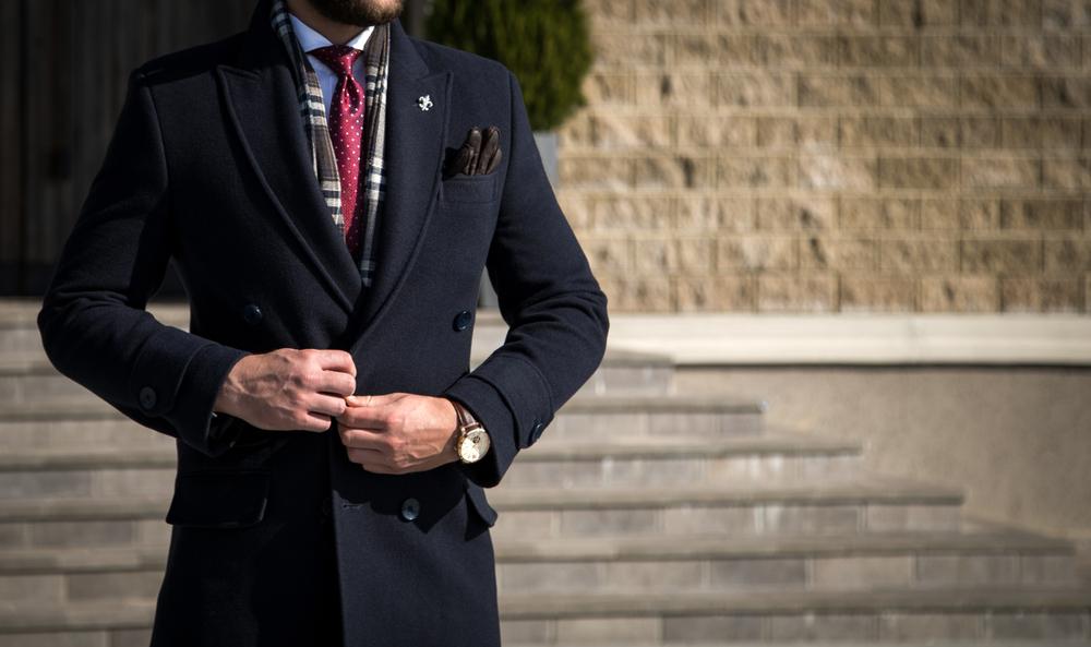 """<span class=""""title"""">ビジネススーツに合うコートは?スーツをオシャレに着こなそう!</span>"""