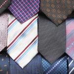オーダースーツに合うネクタイの色と柄の特徴